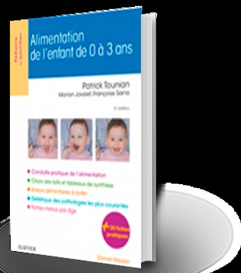 Image sur Alimentation de l'enfant de 0 à 3 ans