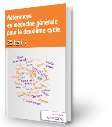 Image de Références en médecine générale pour le deuxième cycle 25 Items