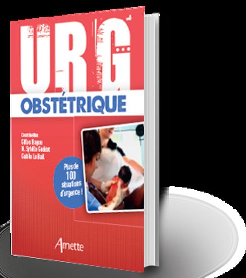 Image sur URG' OBSTÉTRIQUE Plus de 100 situations d'urgence !