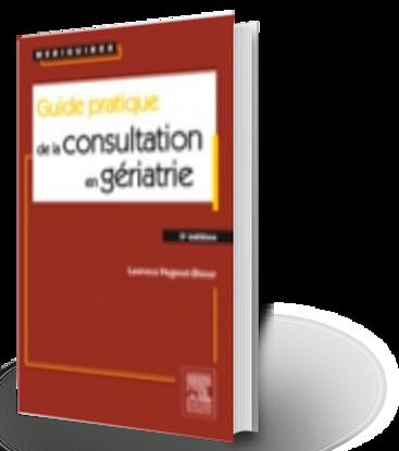 Image de Guide pratique de la consultation en gériatrie