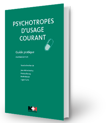 Image de Psychotropes d'usage courant - Guide pratique