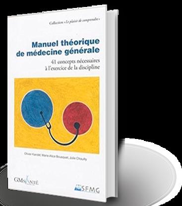 Image de Manuel théorique de médecine générale