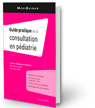 Image de Guide pratique de la consultation en Pédiatrie