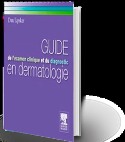 Image sur Guide de l'examen clinique et du diagnostic en dermatologie