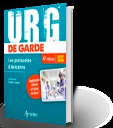 Image de URG'DE GARDE - Les protocoles d'Avicenne